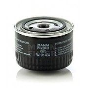 Filtro de aceite MANN : W914/4 para Austin, Opel y Rover