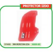 TAPA PROTECTORA IZQUIERDA PARA MOTOZADA REF 974400