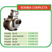 BOMBA COMPLETA PARA MOTOBOMBA SR-40
