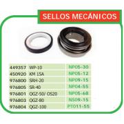 SELLOS MECANICOS / PRENSA PARA MOTOBOMBA WP-10