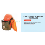 CASCO BASIC FORESTAL VENTILADO