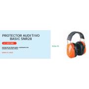 PROTECTOR AUDITIVO BASIC SNR28