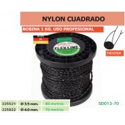 NYLON TWISTER (BOBINA DE 1KG) USO PROFESIONAL