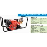 GRUPO PULVERIZACION TF 50C-65 MOTOR BASIC DE 7,0 HP