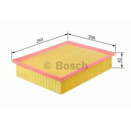 Filtro de aire BOSCH : 1457433055 para Opel