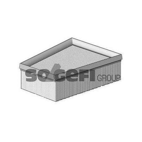 Filtro de aire PURFLUX : A1127 para Seat, Skoda y Volkswagen