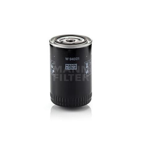 Filtro de aceite MANN W 940/21 para Opel