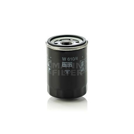 Filtro de aceite MANN W 610/4 para Nissan