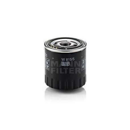 Filtro de aceite MANN W815/5 para Renault