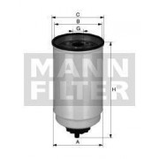 Filtro combustible MANN WK 880 para Ford