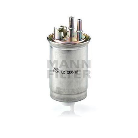 Filtro combustible MANN WK 853/18 para Ford