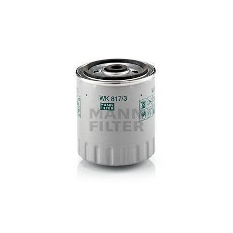 Filtro combustible MANN WK 817/3x para Daewoo y Mercedes-Benz