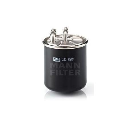 Filtro combustible MANN WK 820/1 para Mercedes-Benz