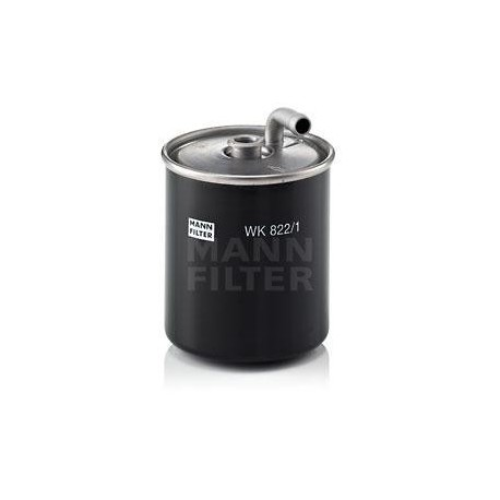 Filtro combustible MANN WK 822/1 para Mercedes-Benz