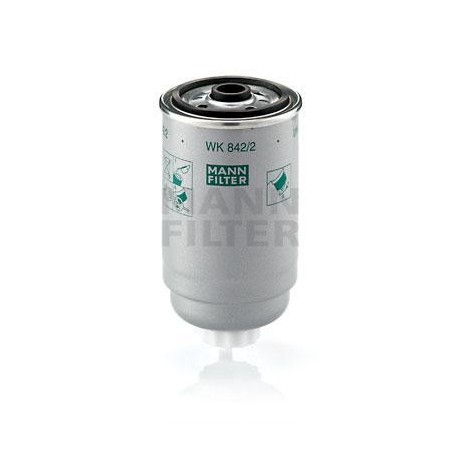 Filtro combustible MANN WK 842/2