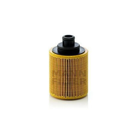 Filtro de aceite MANN HU 712/7x para Alfa-Romeo, Fiat, Ford, Lancia, Opel y Suzuki
