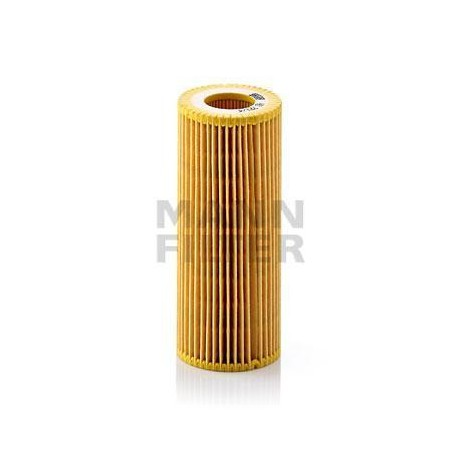 Filtro de aceite MANN HU 721/4x para BMW