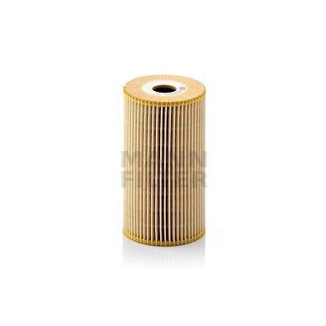Filtro de aceite MANN HU 932/4x para Mercedes-Benz