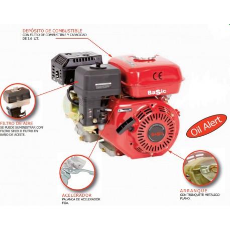 MOTOR BASIC 6,5 HP 196CC