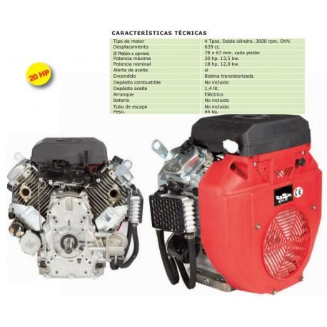 MOTOR BASIC 20 HP 639 CC