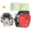 MOTOR BASIC BM-2V 78 F 22HP / 680CC