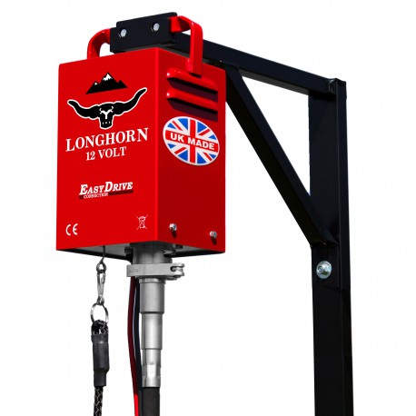 esquiladora longhorn
