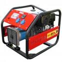 GE-5000 MBH RENTAL Grupo electrógeno MOSA gasolina