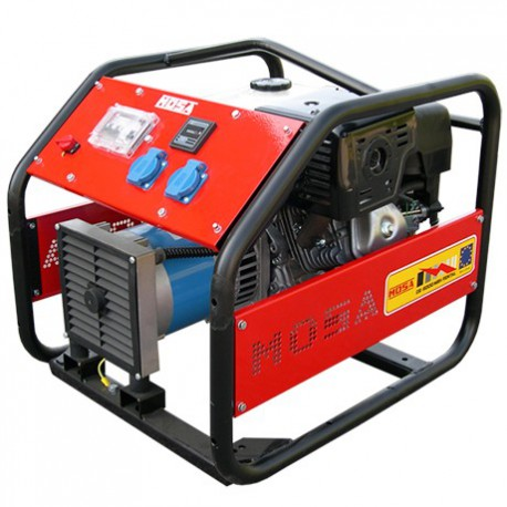 GE-5000 MBH RENTAL Grupo electrógeno gasolina