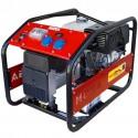 GE-7500 MBH RENTAL AE Grupo electrógeno MOSA gasolina