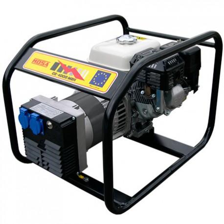 GE-4000 MBH + AVR Grupo electrógeno gasolina