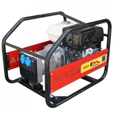 GE-5000 MBH + AVR Grupo electrógeno gasolina