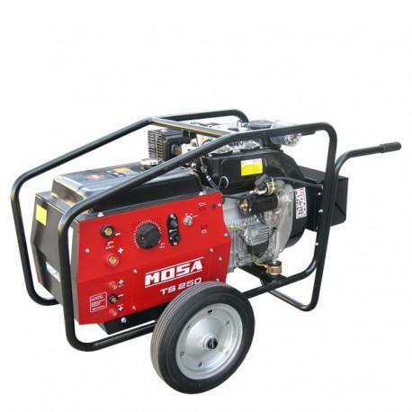TS-250 KD/EL Motosoldadora diesel 3000 rpm