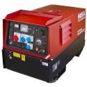 TS-300 KSX/EL Motosoldadoras MOSA diesel 3000 rpm
