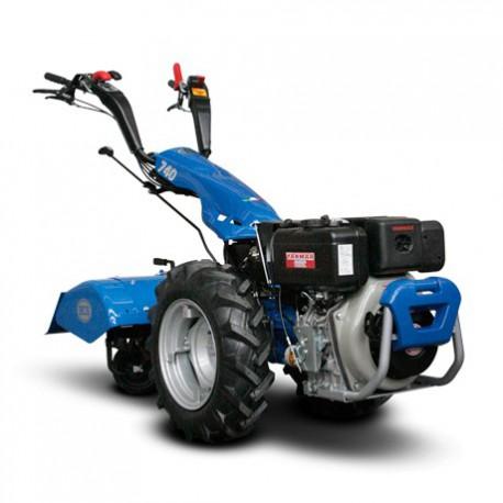 Motocultor BCS 740 POWERSAFE DIESEL manual