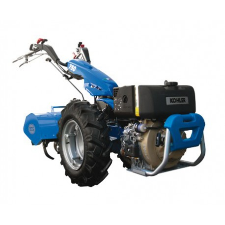 Motocultor BCS 750 POWERSAFE DIESEL manual