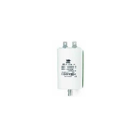 12 22027 Condensador estándar 40μF