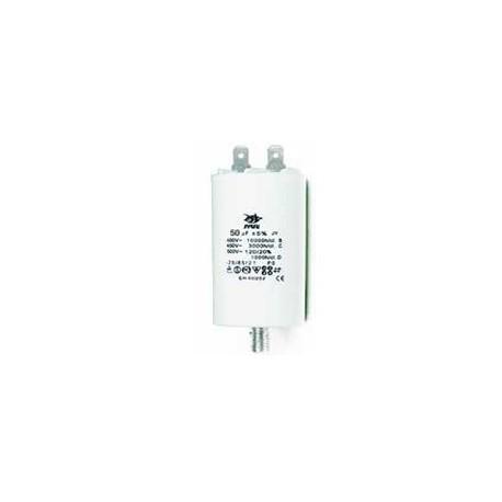 12 22028 Condensador estándar 50μF