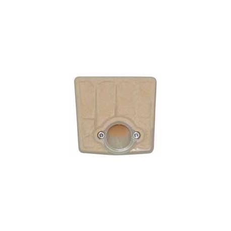 FILTRO DE AIRE (compatible con Husqvarna/Jonsered) 12 10002 61/66/266/281/288. Filtro grueso