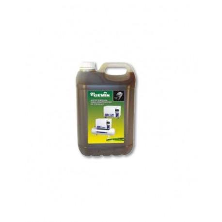 Aceite de dos litros para compresores