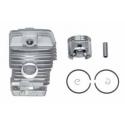 KITS CILINDRO+PISTÓN (compatible con Stihl 039/MS390) (Diámetro 49 mm) REF 12 20026