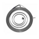 MUELLES DE ARRANQUE (compatible con Husqvarna/Jonsered 61/162/266/268/272/281/288. Jonsered 625/630/670) REF 12 24003