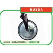 RUEDA FRONTAL PARA MOTOAZADA REF 976565