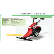 SEGADORA BASIC 720 GASOLINA REF 141723