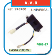 REGULADOR AVR PARA GENERADOR HASTA 2500 W REF 976700