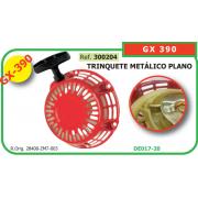 ARRANCADOR ADAPTABLE A HONDA GX 390 (TRINQUETE METALICO PLANO)
