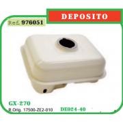 DEPOSITO ADAPTABLE A HONDA GX 270