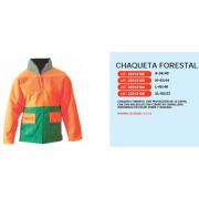 CHAQUETA FORESTAL