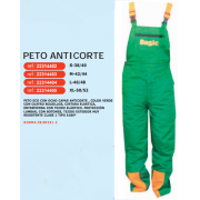 PETO ANTICORTE