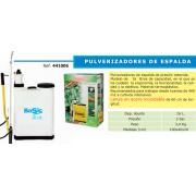 PULVERIZADOR DE ESPALDA NS 16 SA 16 LITROS