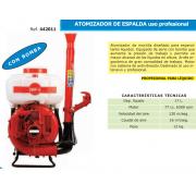 ATOMIZADOR DE ESPALDA 3WF 5 17 LITROS (USO PROFESIONAL)